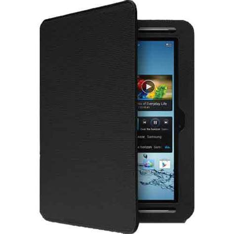 Tablet Samsung Tab V3 aluratek abgk04f folio with keyboard for the samsung galaxy tab 2 light weight and slim