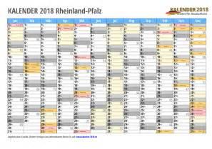 Kalender 2018 Zum Ausdrucken Mit Ferien Rlp Kalender 2018 Rheinland Pfalz Zum Ausdrucken 171 Kalender 2018