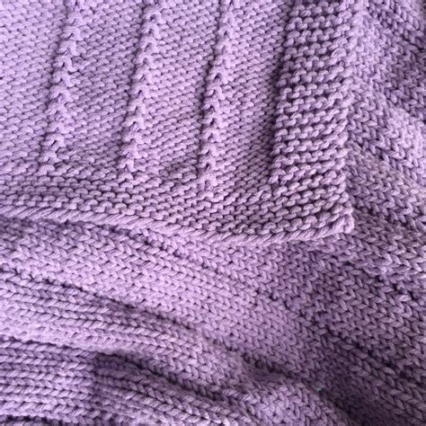 baby blankets knitted easy easy knit baby blanket pattern pdf file