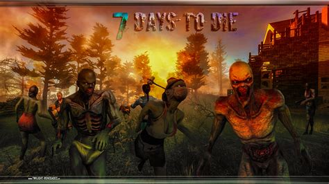Painting 7 Days To Die Ps4 by 7 Days To Die Wallpaper 95 Images