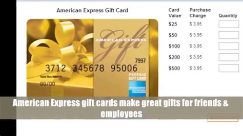 American Express Gift Card Code - american express gift card promo coupon codes youtube