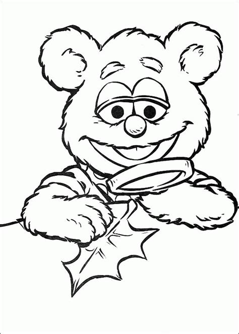 baby kermit coloring pages muppet babies coloring pages coloringpagesabc com