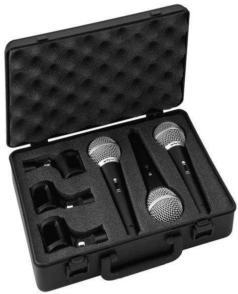 Kutubaru Set Mv Dm img stage line dm 3set dynamisches vokal mikrofon set