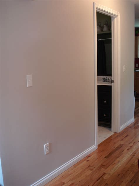 Living Room Dining Room Paint Colors by Lovely Crafty Home Burnished Clay Walls