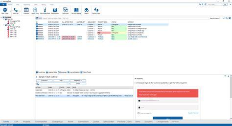 Microsoft Help Desk Software by Screenshots Help Desk Software Nethelpdesk