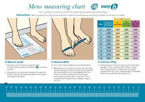 shoe size chart brannock 25 best images about dressing on pinterest shoe size