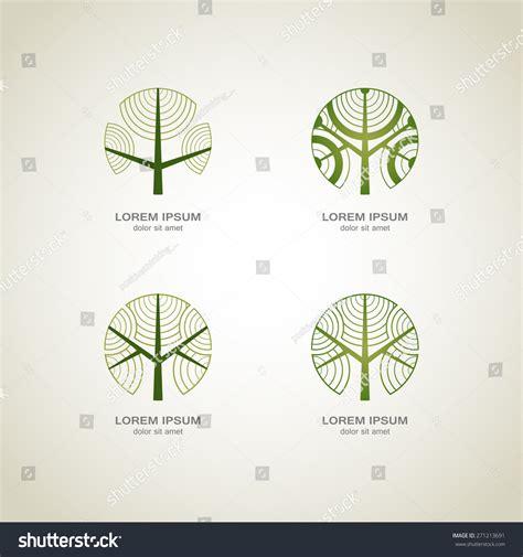 Green Tree Logo Green Circle Tree Stock Vector 271213691 Shutterstock Green Circle Tree Vector Logo Design Stock Vector 235140895