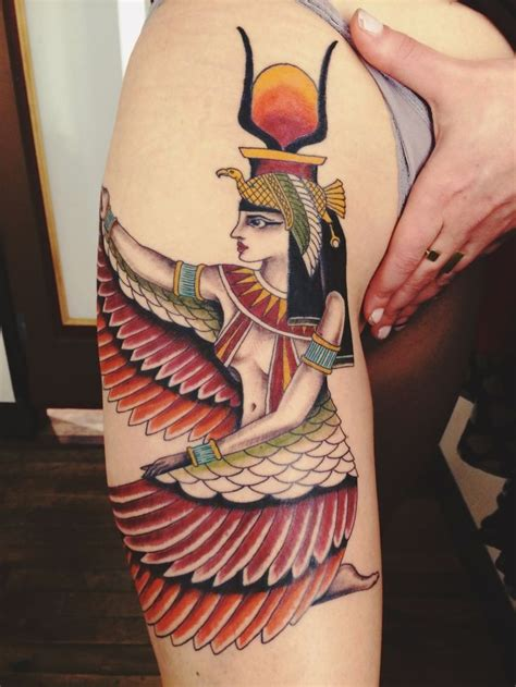 tattoo egyptian queen isis tattoos designs ideas and meaning tattoos for you