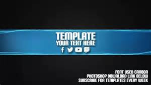 cool channel templates cool channel template 19 free photoshop