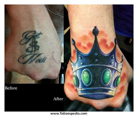 tattoo cover up on hand cover up tattoos hand 1