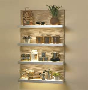 charming Indirect Kitchen Lighting #1: indirect-lighting-ideas-wall-shelves-illuminate.jpg