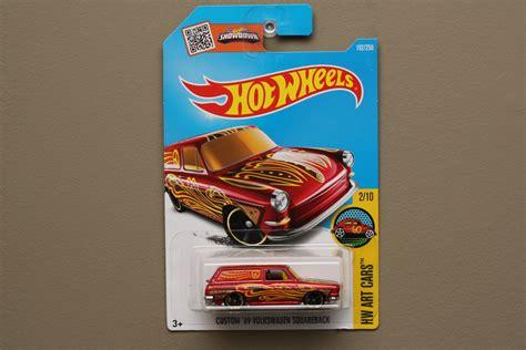 Hotwheels Error Custom 69 Volkswagen Squareback wheels 2016 hw cars custom 69 volkswagen squareback burgundy
