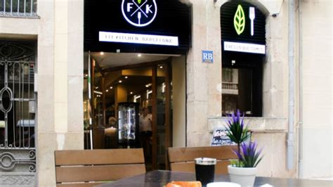 Fit Kitchen Reviews by Fit Kitchen In Barcelona Restaurant Reviews Menu And