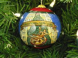 rockefeller center ball christmas ornaments 36 best images about rc on trees nyc and swarovski
