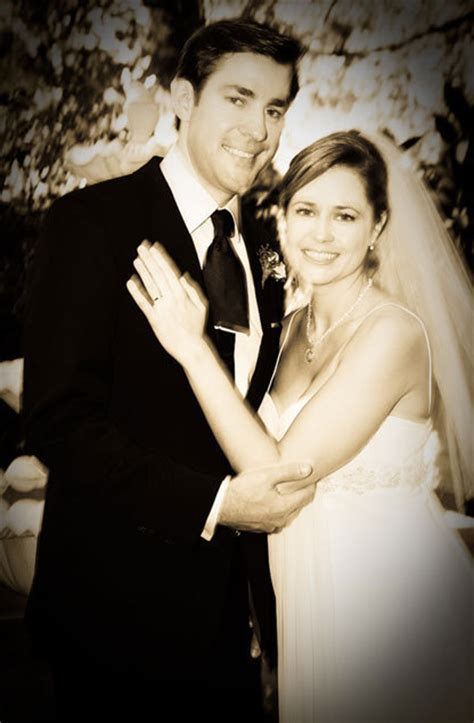 The Office Jim And Pam Wedding by Pam Halpert Images Jim And Pam Wedding Photos Wallpaper