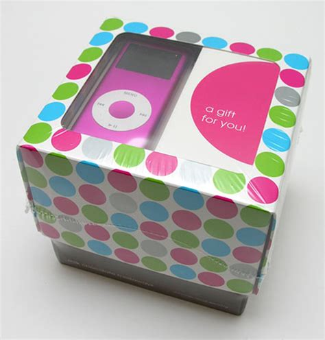 Best Buys Apple Ipod Nano And Chocolate Gift Set For Mothers Day by Give Your Momma An Ipod Nano For S Day The Gadgeteer