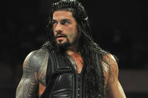romans on the rage wwe star roman reigns assembles the greatest football team in wrestling history for the win
