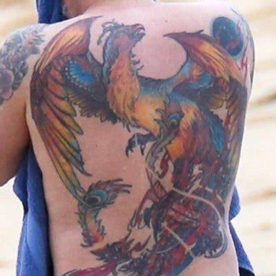 back tattoo ben affleck ben affleck s back tattoo afflecktattoo twitter