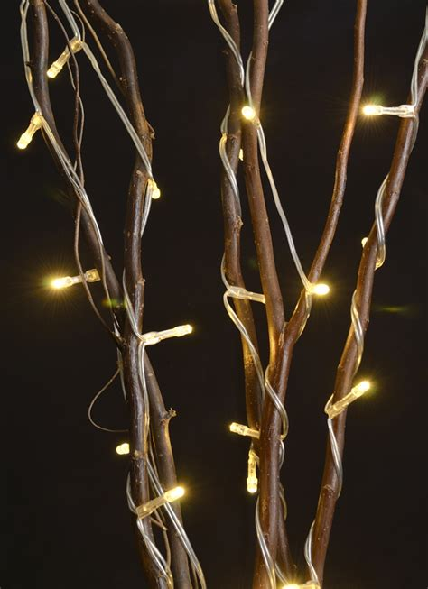 cheap lighted branches battery operated battery operated willow branch brown branches
