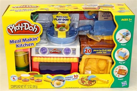 Play Doh Kitchen Set by Play Doh Meal Kitchen Play Set