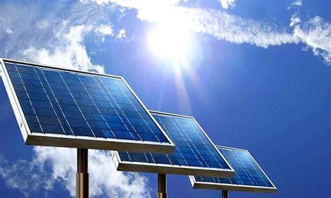 Energie Solaire Photovoltaique by Les 233 Nergies Renouvelables Les Panneaux Solaires