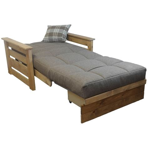 Aylesbury Futon Style Chair Bed Factory Direct Chair Bed