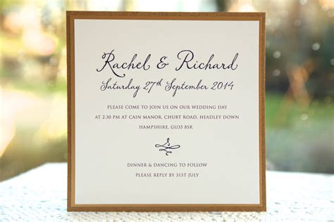wedding invitation templates uk wedding invitation wording wedding invitation template a6