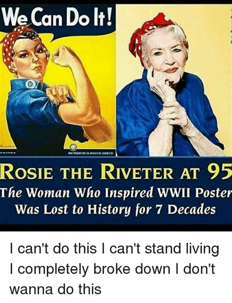 Rosie The Riveter Meme - 25 best memes about rosie the riveter rosie the riveter