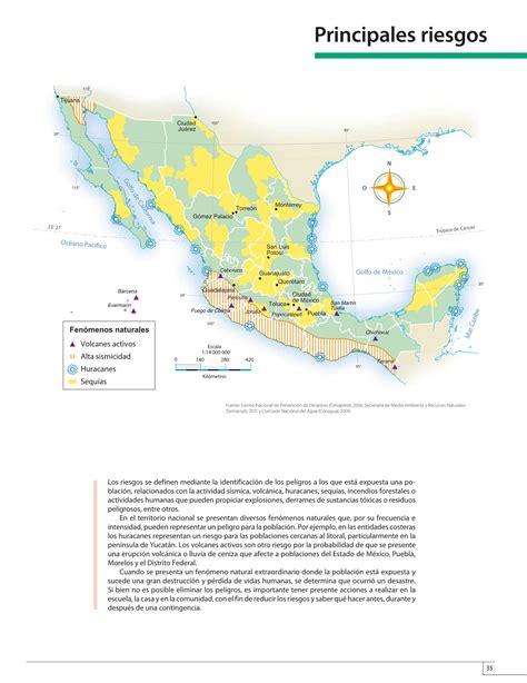 libro atlas de mexico atlas de m 233 xico cuarto grado 2016 2017 online libros