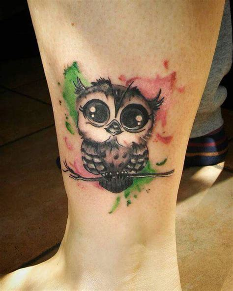 girly owl tattoos 40 edgy owl design ideas for an enigmatic style
