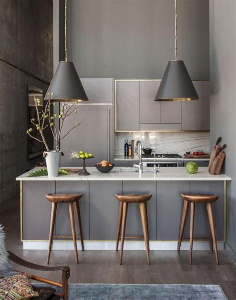 modern small white kitchens decoration best 25 minimalist small kitchens ideas on pinterest