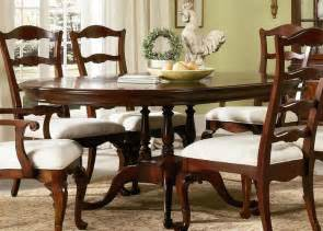 Elegant Round Dining Room Tables by Elegant Classic Round Dining Room Table Decorating Ideas