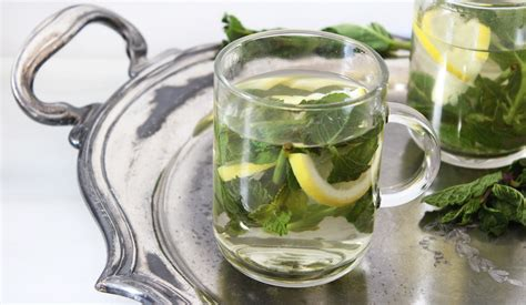 Headache From Mint Detox Tea by Do A Warm Liquid Detox 5 Miracle Drinks To Sip On This