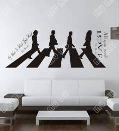 Beatles Home Decor by All You Need Is Love The Beatles Large Wall Decal Sticker