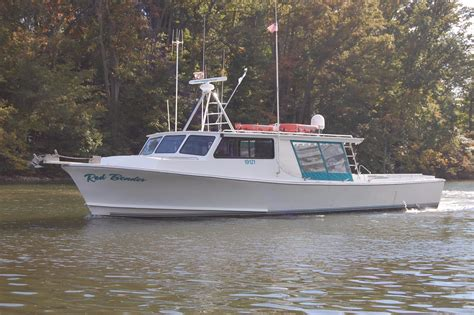 used bay boats for sale virginia 2001 50 chesapeake bay deadrise for sale in hton va us