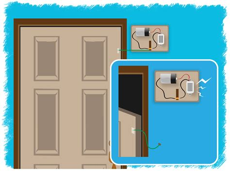Make A Door by How To Make A Door Alarm 14 Steps With Pictures