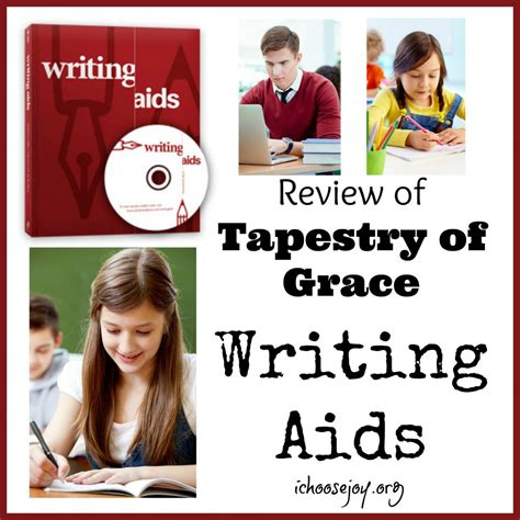 Of Grace Essay by Review Of Tapestry Of Grace Writing Aids I Choose