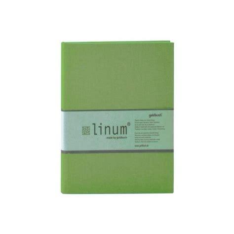 kerzenhalter grün goldbuch notizbuch linum gr 195 188 n din a5 nr go64921