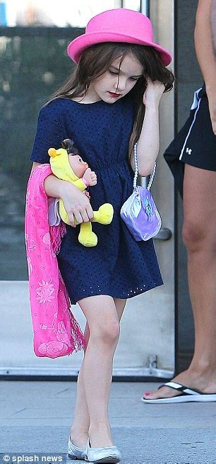 Suri May Be Getting A by Suri Cruise 7 To Launch Own Fashion Range Daily