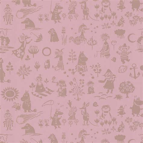 Moomintroll Wallpaper