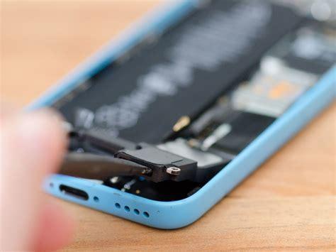 fix  blown loud speaker   iphone  imore