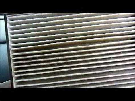 honda accord 2008 2009 2010 2011 2012 in cabin air filter