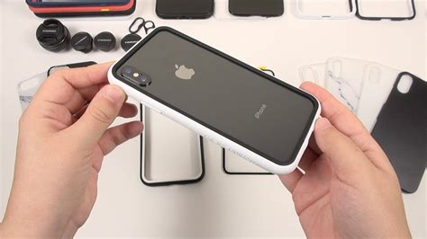 x mod game for iphone iphone x most awesome case rhinoshield mod modular