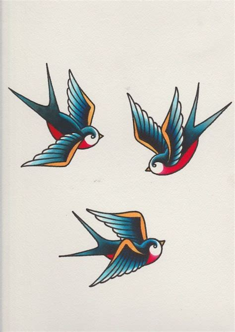 traditional swallow tattoo designs image result for american traditional