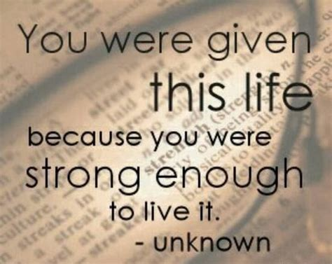 Quotes About Strength Daily Quotes Of Strength Quotesgram