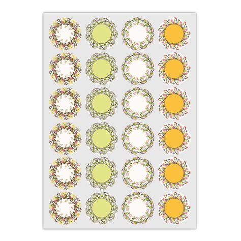 Aufkleber Zum Beschriften by 24 Elegante Aufkleber Zum Beschriften Mit Blumen Kr 228 Nzen