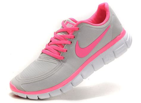light pink nike running shoes nike free 5 0 v4 s running shoes light gray pink