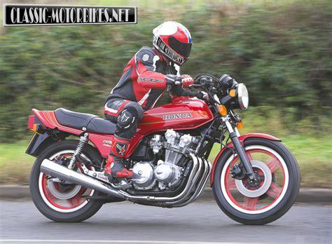 Honda Cb900f Road Test Motorbikes