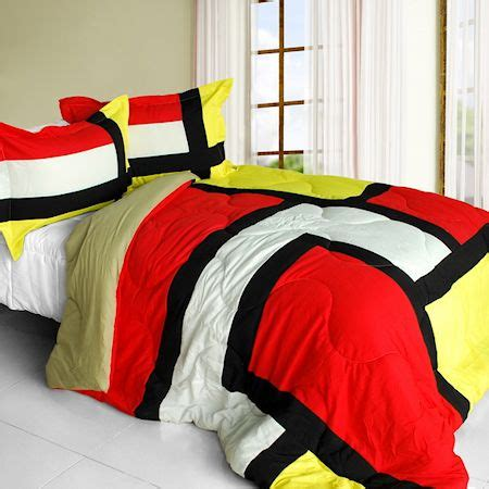 yellow and red comforter sets 25 best ideas about teen boy bedding on pinterest boy