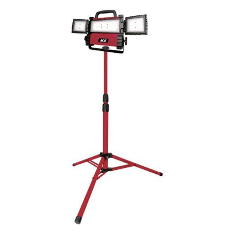 ace led lights ace led work light with stand 3pl tp df 24w tools